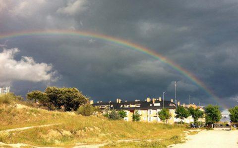 Medio arcoiris